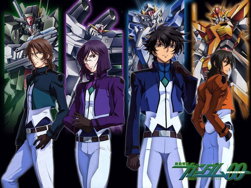Gundam 00 (second season)