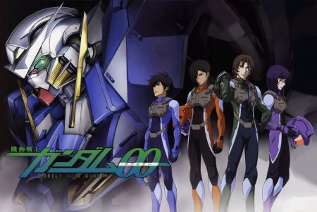 Gundam 00 (first season)