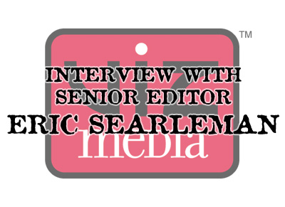 Interview with Eric Searleman